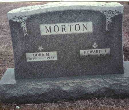 WILLIAMS MORTON, DORA M. - Gallia County, Ohio | DORA M. WILLIAMS MORTON - Ohio Gravestone Photos