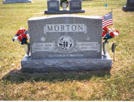 COTTRILL MORTON, ELVA - Gallia County, Ohio | ELVA COTTRILL MORTON - Ohio Gravestone Photos