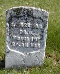 MOSSMAN, H. - Gallia County, Ohio   H. MOSSMAN - Ohio Gravestone Photos