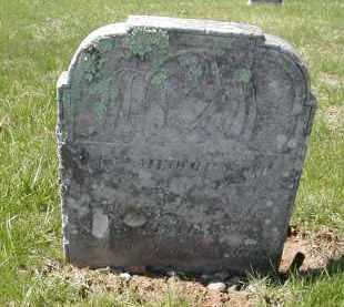 MOSSMAN, JOHN - Gallia County, Ohio | JOHN MOSSMAN - Ohio Gravestone Photos