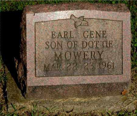 MOWERY, EARL GENE - Gallia County, Ohio | EARL GENE MOWERY - Ohio Gravestone Photos