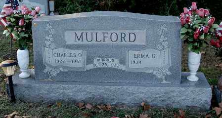 MULFORD, CHARLES OTTO - Gallia County, Ohio | CHARLES OTTO MULFORD - Ohio Gravestone Photos