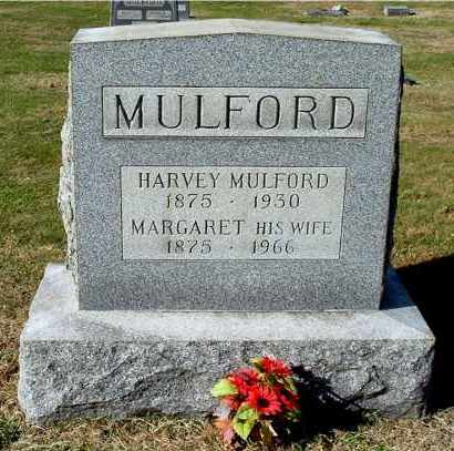 MULFORD, MARGARET EMMA - Gallia County, Ohio | MARGARET EMMA MULFORD - Ohio Gravestone Photos