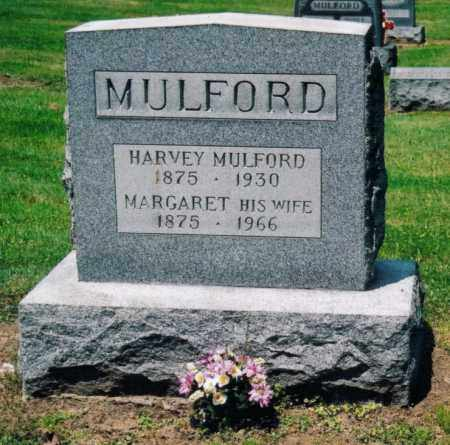 MULFORD, HARVEY - Gallia County, Ohio | HARVEY MULFORD - Ohio Gravestone Photos