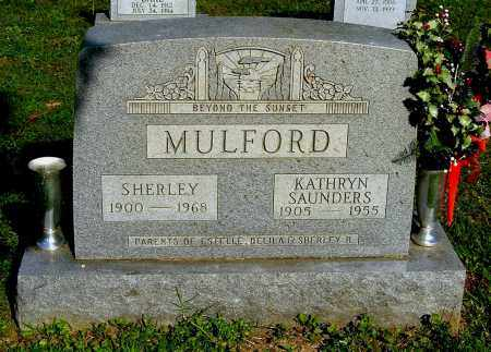 MULFORD, JAMES SHERLEY - Gallia County, Ohio | JAMES SHERLEY MULFORD - Ohio Gravestone Photos