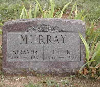 GRAVES MURRAY, MIRANDA - Gallia County, Ohio | MIRANDA GRAVES MURRAY - Ohio Gravestone Photos