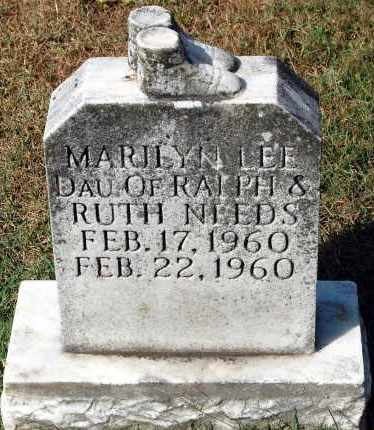 NEEDS, MARILYN - Gallia County, Ohio | MARILYN NEEDS - Ohio Gravestone Photos