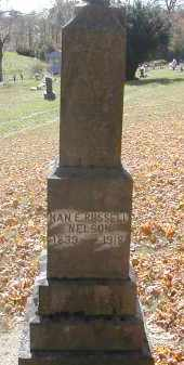 NELSON, NAN - Gallia County, Ohio | NAN NELSON - Ohio Gravestone Photos