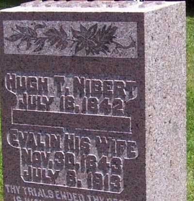 KUHN NIBERT, EVALIN - Gallia County, Ohio | EVALIN KUHN NIBERT - Ohio Gravestone Photos