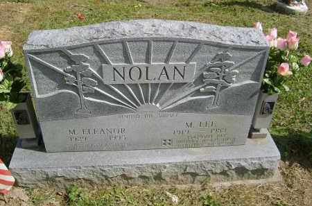 NOLAN, M. - Gallia County, Ohio | M. NOLAN - Ohio Gravestone Photos