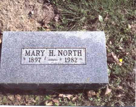 VANCE NORTH, MARY H. - Gallia County, Ohio | MARY H. VANCE NORTH - Ohio Gravestone Photos
