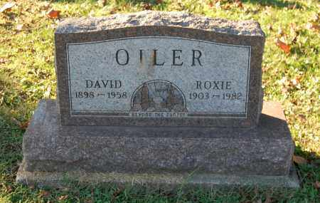OILER, DAVID - Gallia County, Ohio | DAVID OILER - Ohio Gravestone Photos