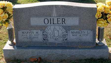 OILER, MARVIN - Gallia County, Ohio | MARVIN OILER - Ohio Gravestone Photos