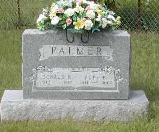 PALMER, DONALD F. - Gallia County, Ohio | DONALD F. PALMER - Ohio Gravestone Photos