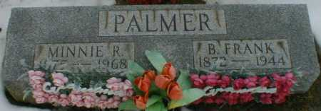 PALMER, MINNIE - Gallia County, Ohio | MINNIE PALMER - Ohio Gravestone Photos