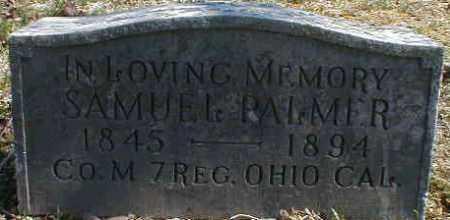PALMER, SAMUEL - Gallia County, Ohio | SAMUEL PALMER - Ohio Gravestone Photos