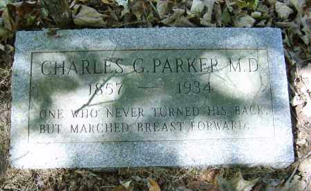 PARKER, CHARLES - Gallia County, Ohio | CHARLES PARKER - Ohio Gravestone Photos