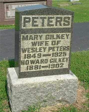PETERS, MARY - Gallia County, Ohio | MARY PETERS - Ohio Gravestone Photos