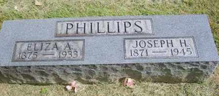 PHILLIPS, JOSEPH - Gallia County, Ohio | JOSEPH PHILLIPS - Ohio Gravestone Photos