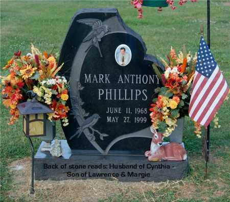 PHILLIPS, MARY ANTHONY - Gallia County, Ohio | MARY ANTHONY PHILLIPS - Ohio Gravestone Photos