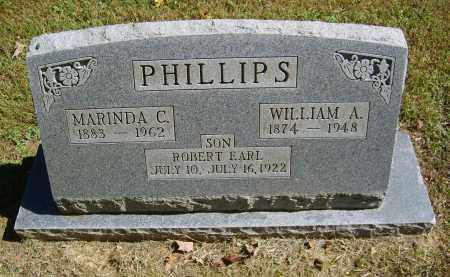PHILLIPS, ROBERT - Gallia County, Ohio | ROBERT PHILLIPS - Ohio Gravestone Photos