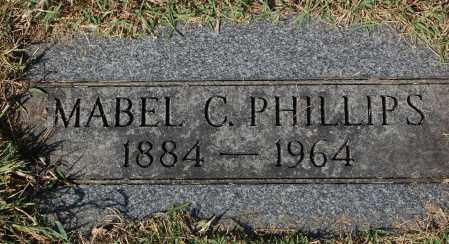 PHILLIPS, MABEL - Gallia County, Ohio | MABEL PHILLIPS - Ohio Gravestone Photos