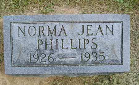 PHILLIPS, NORMA - Gallia County, Ohio | NORMA PHILLIPS - Ohio Gravestone Photos