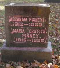 PINNEY, MARIA - Gallia County, Ohio | MARIA PINNEY - Ohio Gravestone Photos