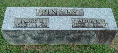 PINNEY, PERRY JEROME - Gallia County, Ohio | PERRY JEROME PINNEY - Ohio Gravestone Photos