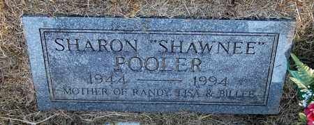 "POOLER, SHARON ""SHAWNEE"" - Gallia County, Ohio 