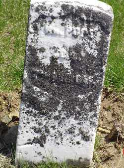 POPE, W. - Gallia County, Ohio | W. POPE - Ohio Gravestone Photos