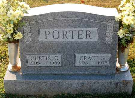 PORTER, GRACE - Gallia County, Ohio | GRACE PORTER - Ohio Gravestone Photos