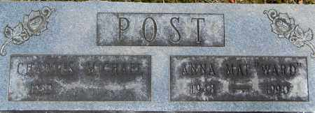 WARD POST, ANNA - Gallia County, Ohio | ANNA WARD POST - Ohio Gravestone Photos