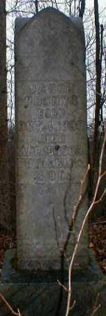 POUNDS, JACOB - Gallia County, Ohio | JACOB POUNDS - Ohio Gravestone Photos