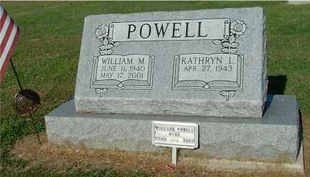 POWELL, WILLIAM M - Gallia County, Ohio | WILLIAM M POWELL - Ohio Gravestone Photos