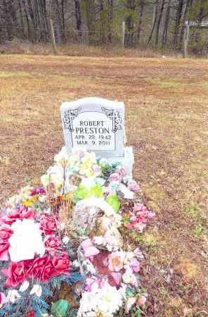 PRESTON, ROBERT - Gallia County, Ohio | ROBERT PRESTON - Ohio Gravestone Photos