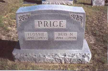 PRICE, BUD N. - Gallia County, Ohio | BUD N. PRICE - Ohio Gravestone Photos
