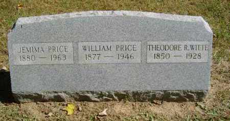 PRICE, JEMIMA - Gallia County, Ohio | JEMIMA PRICE - Ohio Gravestone Photos