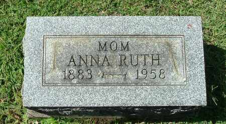 PRIODE, ANNA RUTH - Gallia County, Ohio | ANNA RUTH PRIODE - Ohio Gravestone Photos