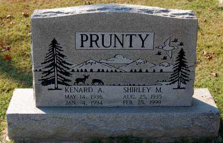 PRUNTY, SHIRLEY M - Gallia County, Ohio | SHIRLEY M PRUNTY - Ohio Gravestone Photos