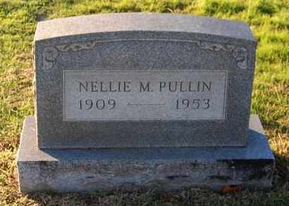 PULLIN, NELLIE MAE - Gallia County, Ohio | NELLIE MAE PULLIN - Ohio Gravestone Photos