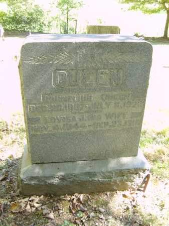 QUEEN, CORNELIUS - Gallia County, Ohio | CORNELIUS QUEEN - Ohio Gravestone Photos