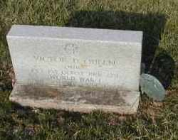 QUEEN, VICTOR D. - Gallia County, Ohio | VICTOR D. QUEEN - Ohio Gravestone Photos
