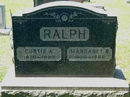 RALPH, CURTIS ASHWORTH - Gallia County, Ohio | CURTIS ASHWORTH RALPH - Ohio Gravestone Photos