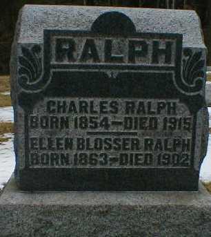 RALPH, CHARLES - Gallia County, Ohio | CHARLES RALPH - Ohio Gravestone Photos