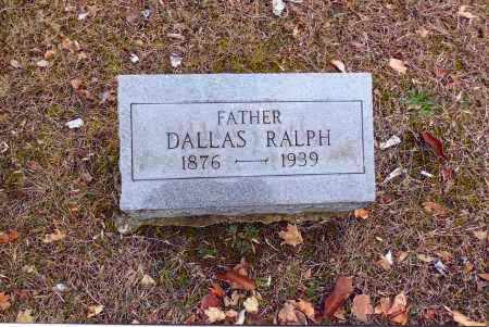 RALPH, DALLAS - Gallia County, Ohio | DALLAS RALPH - Ohio Gravestone Photos