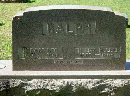 RALPH, HORACE LEO - Gallia County, Ohio | HORACE LEO RALPH - Ohio Gravestone Photos
