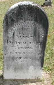 RALPH, OBADIAH - Gallia County, Ohio | OBADIAH RALPH - Ohio Gravestone Photos