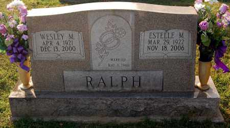 MULFORD RALPH, ESTELLE - Gallia County, Ohio | ESTELLE MULFORD RALPH - Ohio Gravestone Photos