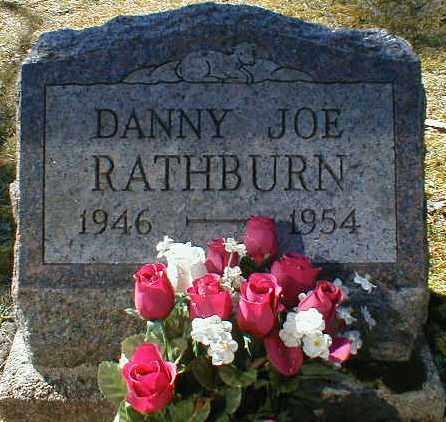 RATHBURN, DANNY - Gallia County, Ohio | DANNY RATHBURN - Ohio Gravestone Photos